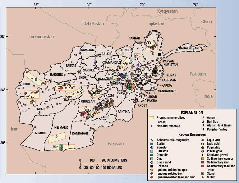 Afghan Minerals_USGS